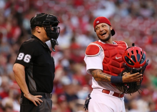 BenFred: Molina making case for All-Star starter, but are Cardinals fans listening?