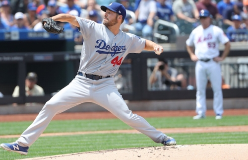 Dodgers News: Rich Hill Described Start Against Mets As 'Pretty Sloppy'