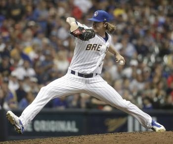 MLB notes: Could Josh Hader make run at long-standing Dick Radatz record?