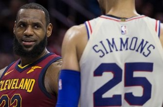 Cris Carter explains why Philadelphia is the best 'basketball fit' for LeBron James