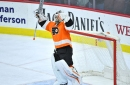 Flyers give qualifying offers to Lyon and six other players, not Mrazek