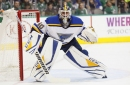 Interest in UFA goaltender Carter Hutton is rising.