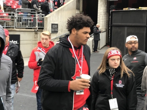 Five-star OT Darnell Wright visits; Michigan gets Buckeyes DT target Mazi Smith: Ohio State football recruiting