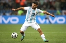 Pablo Zabaleta reveals Sergio Aguero role in Argentina squad