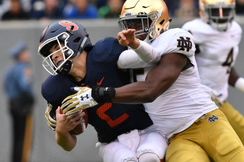 Syracuse football 2018 opponent preview: Notre Dame