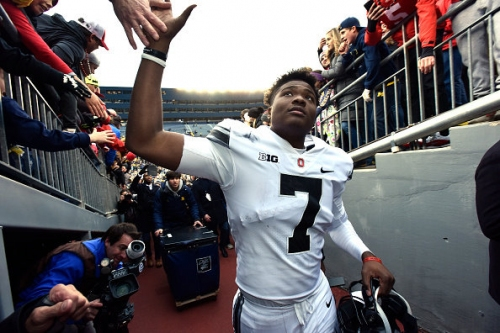 Dwayne Haskins learning how to be Ohio State's starting quarterback: Deshaun Watson and 7-11
