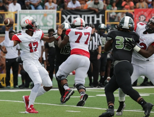 Couch: Quarterback's flip from Spartans to Buckeyes comes with odd explanation