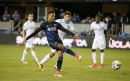 Quakes' Hoesen scores 10th goal in tie with Real Salt Lake