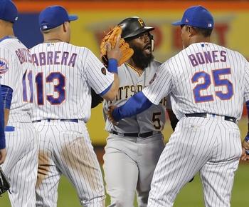 Flores, Mets beat Bucs 4-3 in 10 innings to stop skid