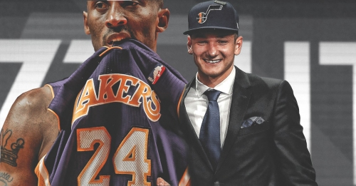 Jazz news: Grayson Allen cites Kobe Bryant as reason for choosing jersey No. 24