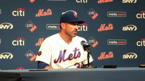 NY Mets' Mickey Callaway defends his bullpen usage after loss to Pirates