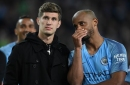 How Vincent Kompany's prediction for Man City teammate John Stones looks after a year
