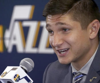 Grayson Allen ready to embrace new role with Jazz