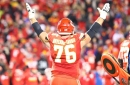 Dr. Duvernay-Tardif is on his way to becoming the league's top guard