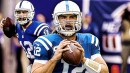 Colts QB Andrew Luck's goal is to 'keep getting better and better'