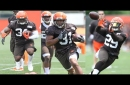 Will Browns RBs Duke Johnson, Carlos Hyde and Nick Chubb get enough touches? (video)