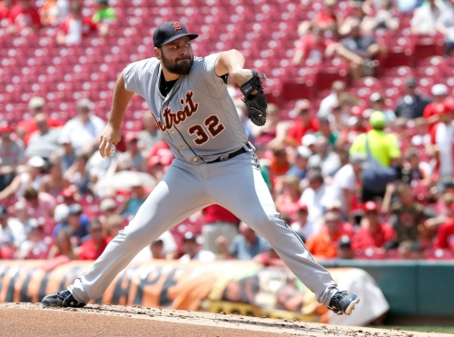 Fulmer solid, Tigers' bats struggle as losing streak hits 9 games