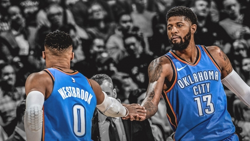 Thunder news: Paul George thinks he can win alongside Russell Westbrook