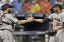 MLB roundup: Astros edge Rays 1-0 for 11th straight road victory