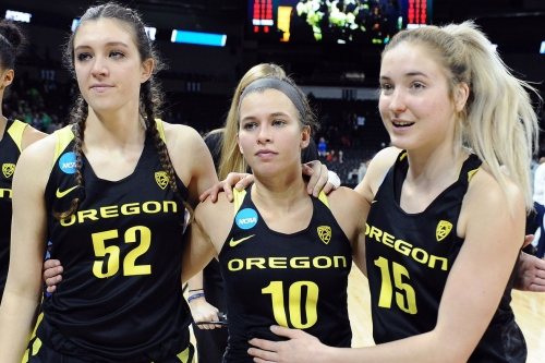 Oregon's Bench Left Sparse After Four Transfers, Must Rely on Elite Starters