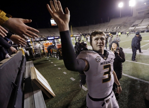 Matter on Mizzou: Lock earns rave review from Manning Camp