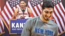 Enes Kanter appears to hilariously break news of his contract decision