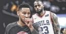 Sixers news: Ben Simmons posts photo recruiting LeBron James