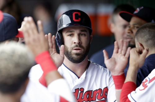 Cleveland Indians, Oakland A's lineups for Friday night, Game No. 80