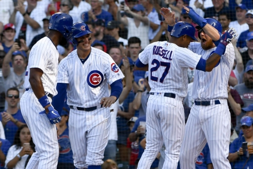 Cubs 10, Twins 6: We interrupt this heat wave to bring you some home runs