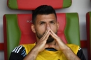 Manchester City fans can't believe Sergio Aguero Argentina World Cup omission