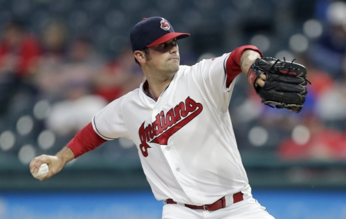 Cleveland Indians, Oakland Athletics starting lineups for Saturday, Game No. 81