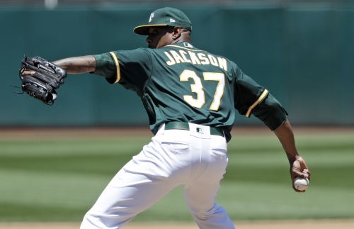 A's make it six straight with win over Indians