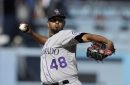 German Marquez throws eight-inning gem in Rockies win over Dodgers