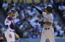 Dodgers can't solve Colorado Rockies pitcher German Marquez in 3-1 loss