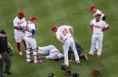 Lucky lefty: Phillies 3, Nationals 2