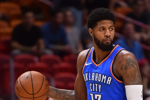 Scared Money Don't Make None: Paul George re-signs with the Thunder for 4-year, $137 million deal