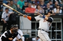 Why are Detroit Tigers still using struggling hitters like Victor Martinez?