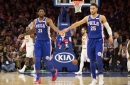"""Sixers reluctant to include """"Core 3"""" players in potential Kawhi Leonard trade"""