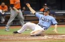 Rays use a late rally to beat Astros, win eight of nine on home stand
