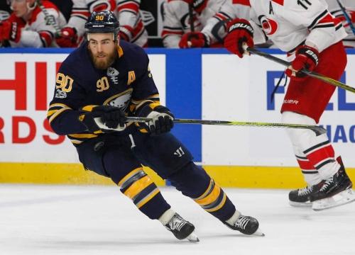Sabres trade Ryan O'Reilly to Blues
