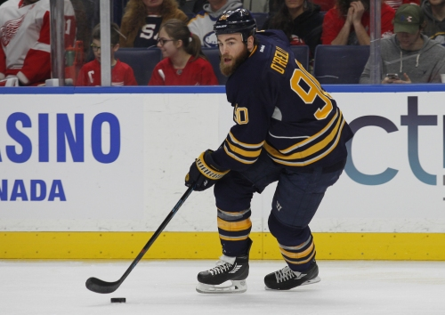 St. Louis Blues acquire former Avs center Ryan O'Reilly from Buffalo Sabres