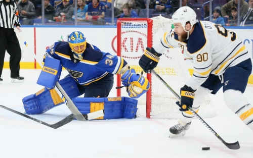 Blues get O'Reilly to cap whirlwind day of moves