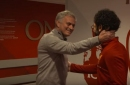 What Manchester United manager Jose Mourinho told Liverpool player Mo Salah
