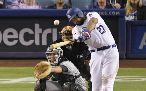 Matt Kemp's five-hit game fuels 17-1 pounding of the Pirates