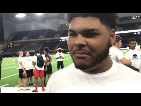 The personal rivalry that nearly got between Ohio State and 5-star offensive tackle Darnell Wright