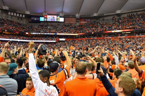 Syracuse beats Clemson, others in final Director's Cup standings