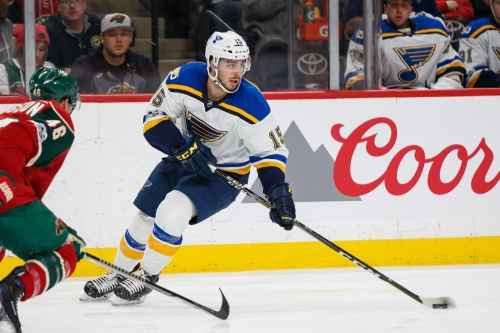 Robby Fabbri cleared for play