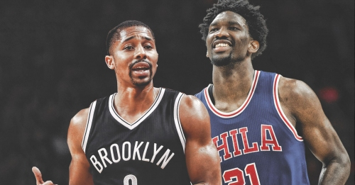 Nets' Spencer Dinwiddie wants to dunk on Joel Embiid