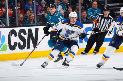 Robby Fabbri Re-Signs With the St. Louis Blues