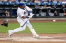 Yoenis Cespedes runs at about 75 percent as he resumes his running progression